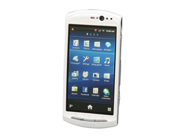 "Sony Xperia neo V 1GB (up to 320MB free) storage, 512 MB RAM Unlocked GSM Android Phone w/ Android OS 2.3 / Wi-Fi / 3.7"" ..."