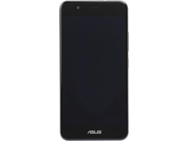 "Asus ZenFone 3 MAX ZC520TL 16GB 4G LTE Unlocked Cell Phone 5.2"" 2GB RAM Gray"
