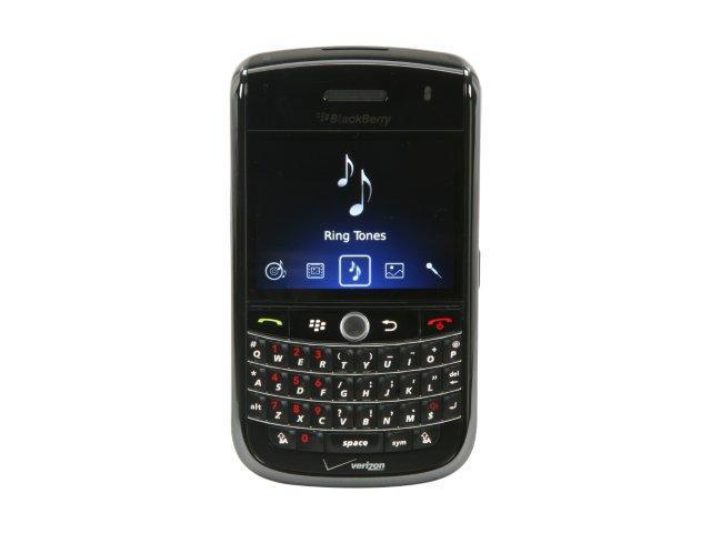 "BlackBerry Tour 9630 256 MB Unlocked GSM Bar Phone w/ 3.2 MP Camera / BlackBerry OS / A-GPS Support / 2.4"" Screen 2.4"" Black - OEM"