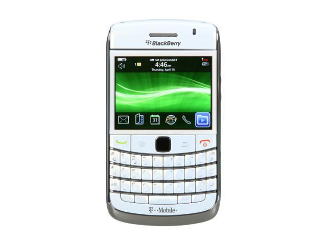 BlackBerry Bold White 3G Unlocked GSM Smart Phone w/ Wi-Fi / GPS / Blackberry OS (9700)