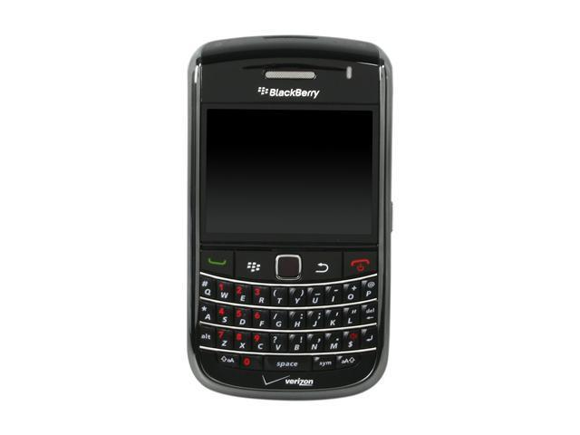 "BlackBerry Bold 9650 512 MB Unlocked GSM Smart Phone with Full QWERTY Keyboard 2.44"" Black"
