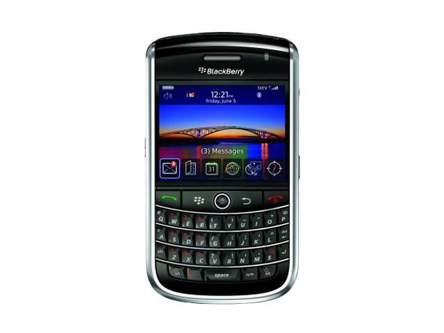"BlackBerry Tour 9630 256 MB Unlocked Cell Phone 2.4"" Black"