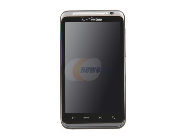 "HTC Thunderbolt 8GB storage, 768 MB RAM Android Phone (Verizon Wireless) 4.3"" Black"