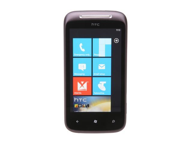 "HTC 7 Mozart 8 GB storage, 512 MB ROM, 576 MB RAM Unlocked GSM Smart Phone w/ Windows Phone 7 / 3.7"" Touchscreen / 8 MP Camera ..."