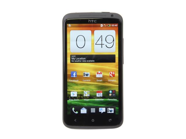 HTC One X Black 3G Unlocked Android GSM Smart Phone w/ Quad-Core 1.5GHz / 32GB Storage, 1GB RAM / Super IPS LCD2 Capacitive Touchscreen