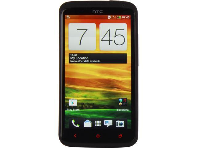 HTC One X+ Plus Black 4G Quad-Core 1.7 GHz GSM 64 GB Unlocked Cell Phone