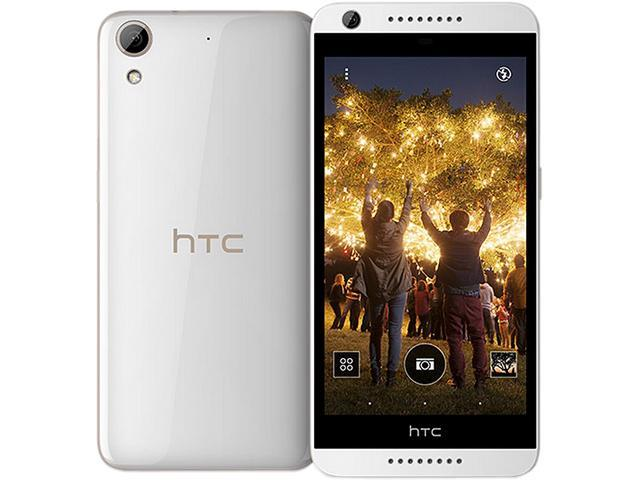 HTC Desire 626s White LTE Cell Phone for Virgin Mobile