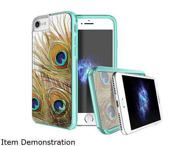 Prodigee Show Peacock Case for Apple iPhone 7 iPH7-SHO-PEAK