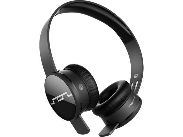 Sol Republic MO-89642N Gunmetal Tracks Air Wireless Bluetooth Headphones