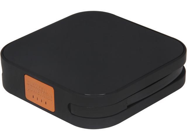 Duracell Powermat Black GoPower Daytrip backup battery PBRLB1