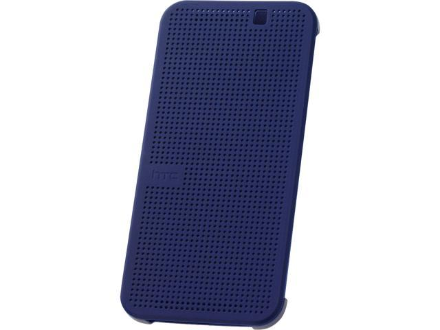 HTC Dot View Ink Blue Case for HTC One M9 99H20104-00