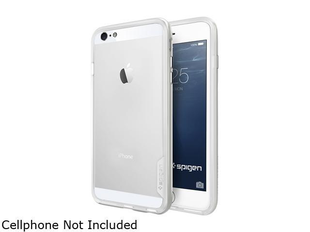 Spigen Neo Hybrid EX Satin Silver Case for iPhone 6 Plus (5.5