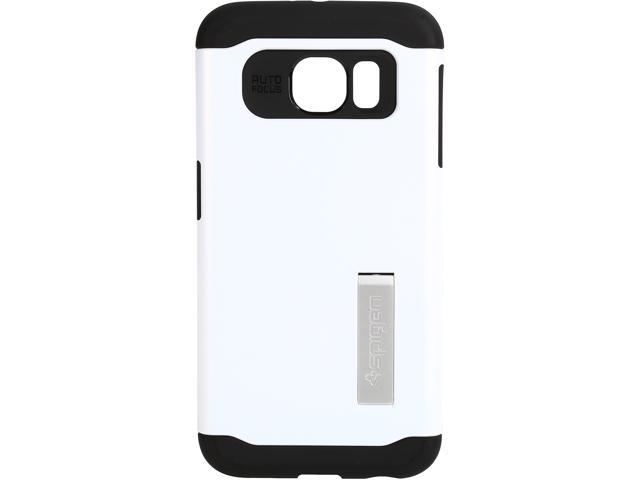 Spigen Slim Armor Shimmery White Case for Galaxy S6 SGP11326