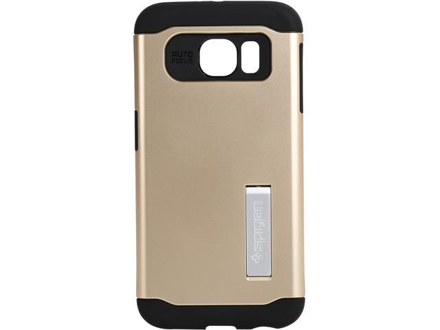 Spigen Slim Armor Champagne Gold Case for Galaxy S6 SGP11329