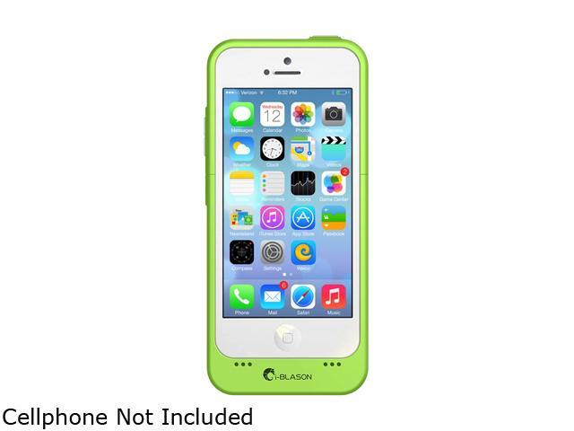 i-Blason Green Case & Covers iPhn5C-BatteryGlider-Green