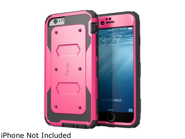 i-Blason Armorbox Pink Dual Layer Full Body Protection Case with Screen Protector for iPhone 6 Plus / 6s Plus iPhone6-5.5-ArmorBox-Pink