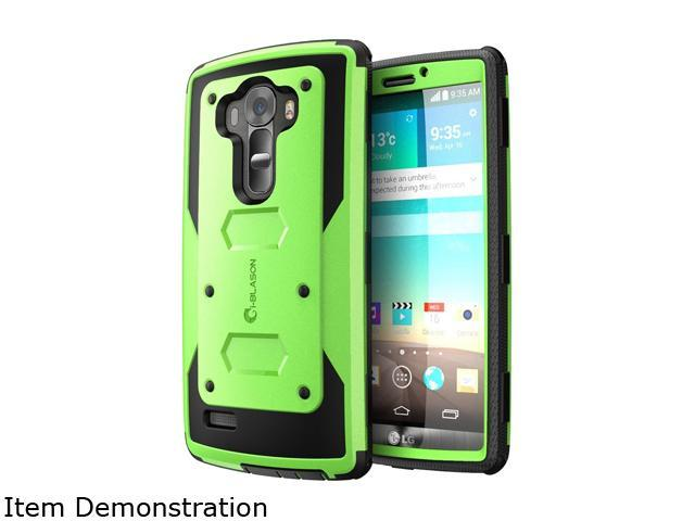 i-Blason LG G4 Armorbox Protective Case with Front Cover and Built-in Screen Protector