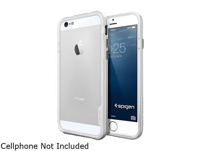 Spigen Neo Hybrid EX Satin Silver Case for iPhone 6 (4.7