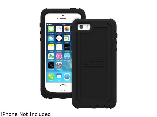 Trident Cyclops Black Case for Apple iPhone 5 / 5S - 2014 Edition CY-APL-IPH5S2-BK