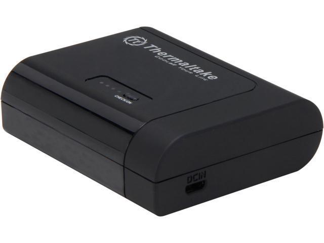 Thermaltake Black 5200 mAh TriP Portable Power Pack MB5200S001