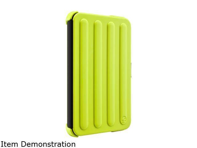 SwitchEasy Lime Green Vault Hard Case for Samsung Galaxy Tab - SW-VTGT-L