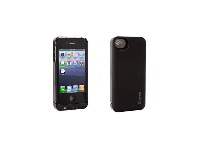 Griffin Reserve Convertible Case + Detachable Power Pack for iPhone 4/4s