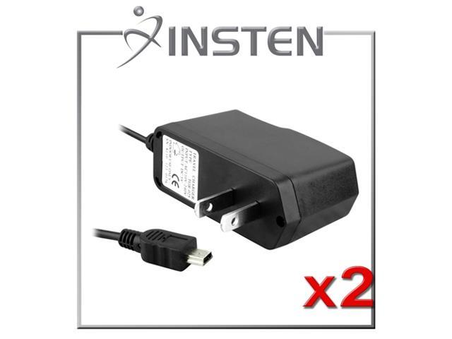 Insten 2x Home AC Charger Compatible with Blackberry Curve 8310 8320 8330