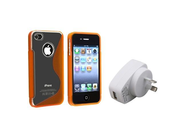 Insten Orange Case & Covers