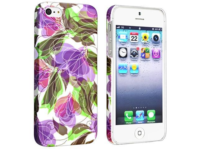 Insten Multiple Blooming Flowers Case & Covers