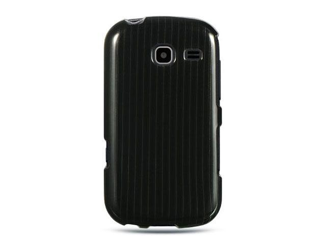 Luxmo Black Black Line Design Case & Covers Samsung Freeform III/Samsung Comment R380
