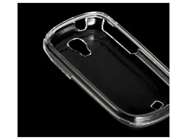 Luxmo Clear Clear Case & Covers Samsung Gravity Smart