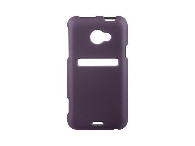 Luxmo Purple Purple Case & Covers HTC EVO 4G LTE