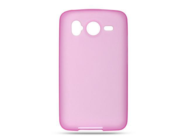 HTC Inspire 4G Hot Pink Crystal Skin