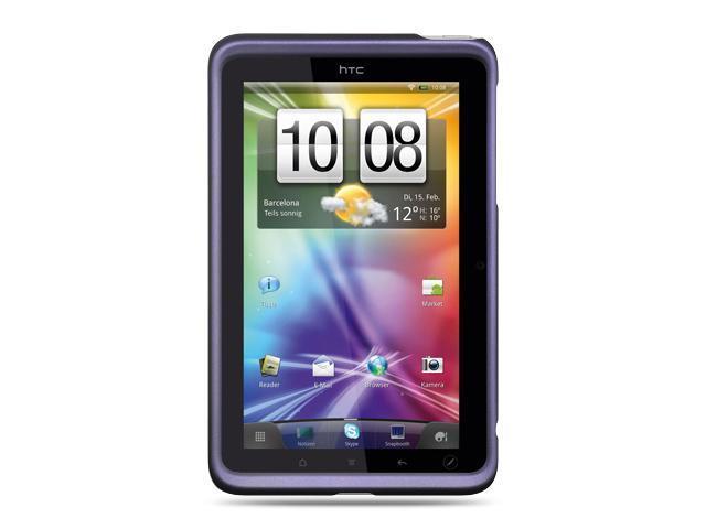 Luxmo Purple Purple Case & Covers HTC EVO View 4G/HTC Flyer/HTC EVO View 4G