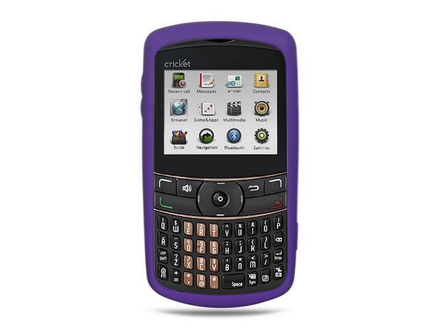 Luxmo Purple Purple Case & Covers ZTE TXTM8 3G