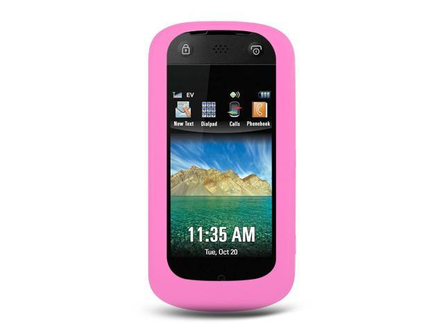 Motorola Crush Hot Pink Silicone Skin