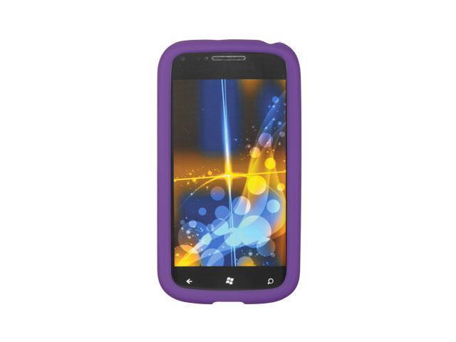 Samsung Focus 2 I667 Purple Silicone Skin