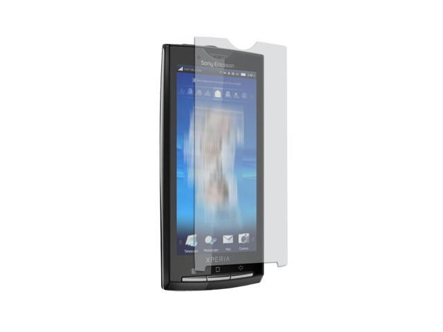 Luxmo Clear Screen Protector For Sony Xperia X10 SPERX10