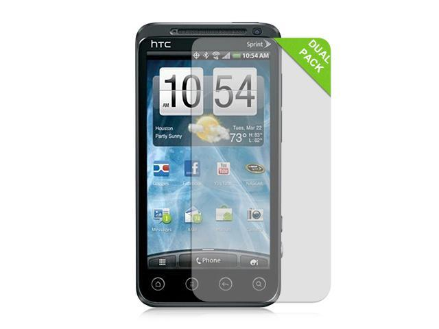 Luxmo Clear Clear Case & Covers HTC EVO 3D