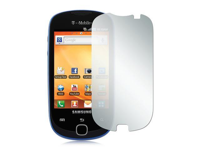 Luxmo Clear Mirror Case & Covers Samsung Gravity Smart