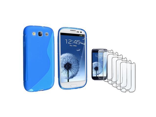 Insten Blue Case & Covers