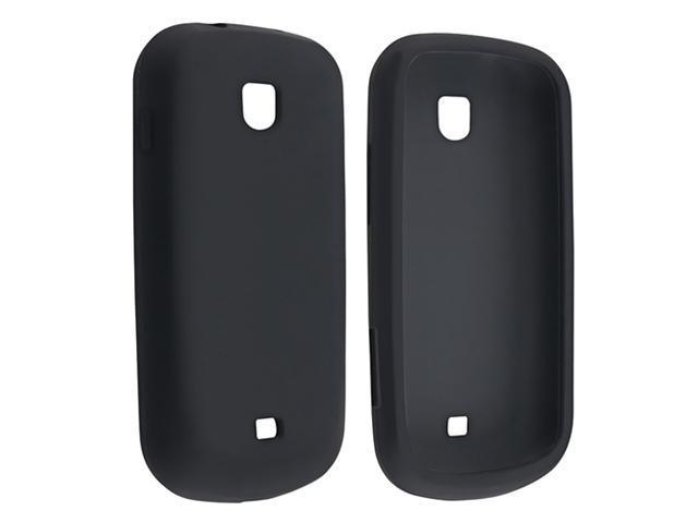 Insten Skin Case Cover Compatible with Samsung GLX Stellar i200, Black