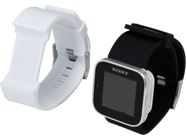Sony SmartWatch Bluetooth Android Watch Black