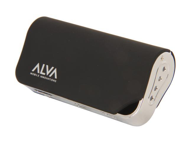 Alva Multi Juice Pack Black 2200 mAh Portable Battery Pack MJ-2200