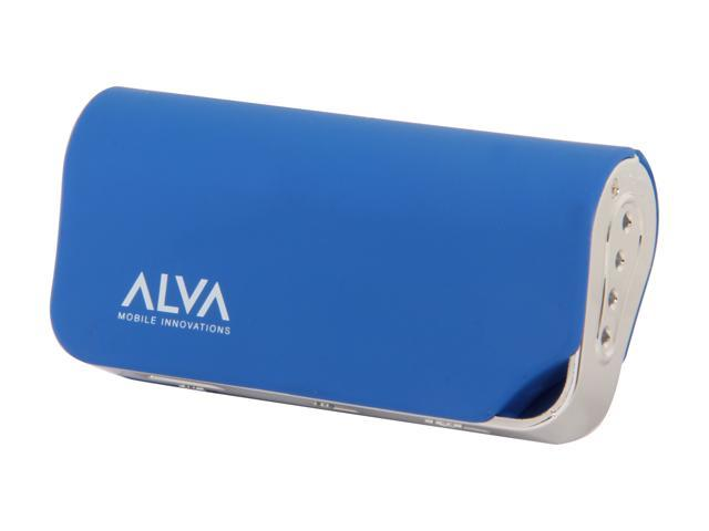 Amoi Multi Juice Pack Blue 2200 mAh Portable Battery Pack MJ-2200
