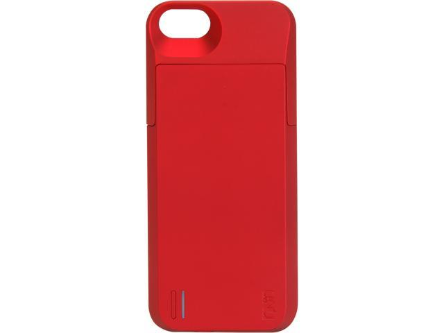 UNU DX Red 2300 mAh Protective Battery Case for iPhone 5 / 5S UNU-DX-05-2300R