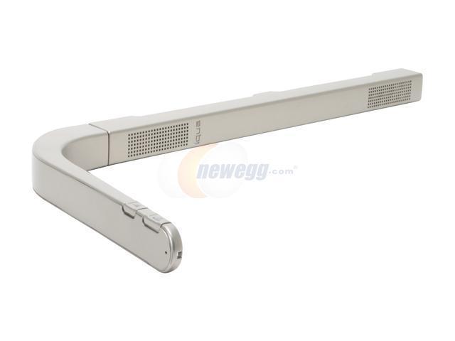 iqua EBT-HHF601S Bluetooth Headrest Handsfree for car - Silver