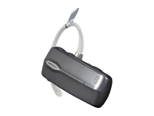 MOTOROLA CommandOne Bluetooth Headset with CrystalTalk / MotoSpeak / Caller ID / Advanced Multipoint