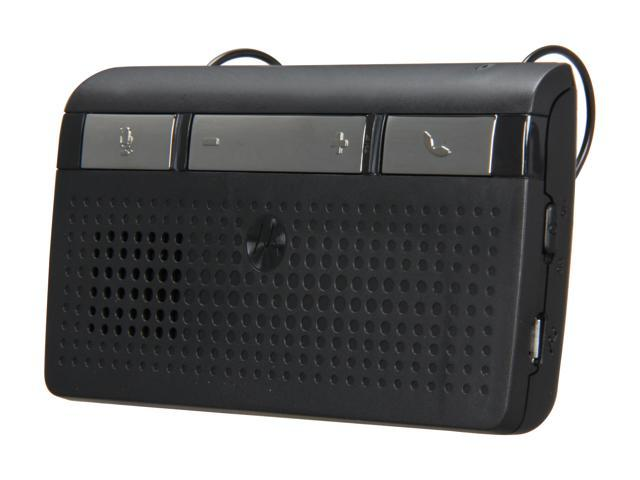 MOTOROLA T225 Bluetooth Hands-Free Speaker Car Kit with 40 Hours Talk Time, Noise Reduction & Echo Cancellation