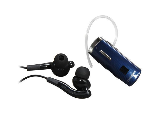 Samsung Modus HM6450 Blue Bluetooth Stereo Headset
